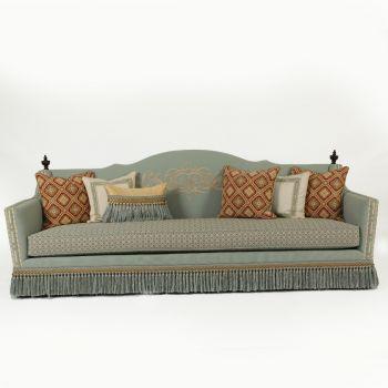 4-Seat sofa(Lt.Blue
