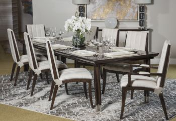 Paris Chic Rect. Dining Room Set
