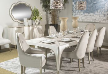 London Place Rect. Dining Set